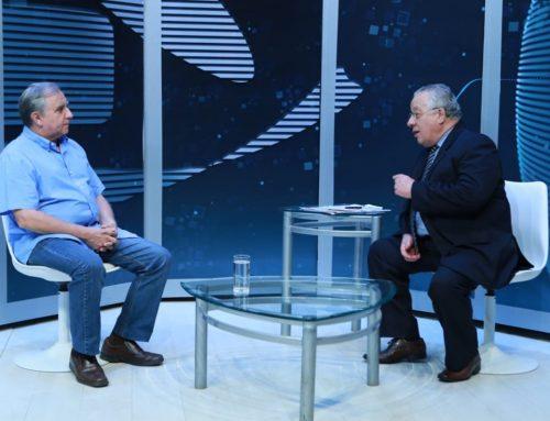 Entrevista com o Senador no Diário Brasil, TV Gênesis