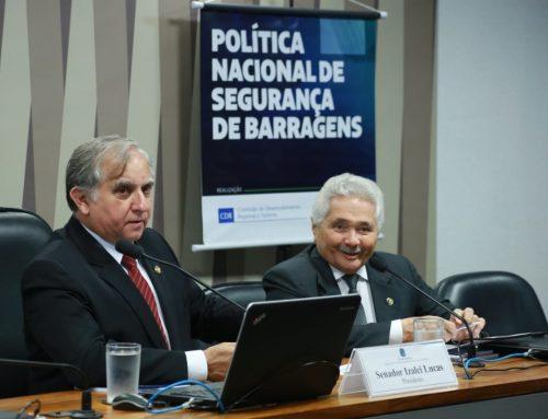CDR lança publicação sobre insegurança das barragens e debate investimentos realizados com recursos dos fundos do Centro-Oeste