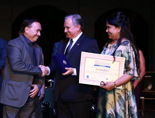 Em evento de 75 anos da Polícia Federal, senador Izalci é homenageado pelo Sindepol