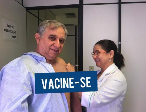 Izalci alerta para importância da vacinação contra a gripe H1N1