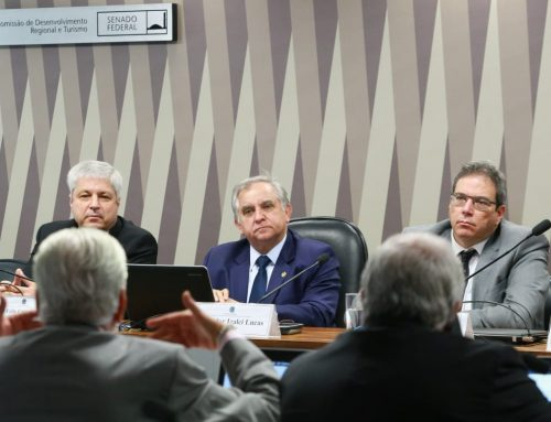 Senado debate venda de subsidiária da Petrobras