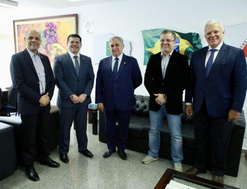 Izalci ouve secretários do GDF sobre problemas com a execução de emendas do orçamento destinadas ao DF