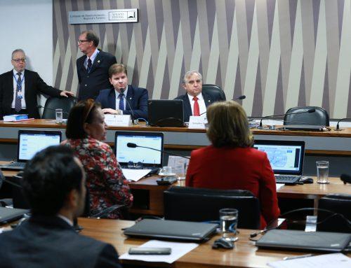 Senadores debatem transposição do rio São Francisco na Comissão de Desenvolvimento Regional