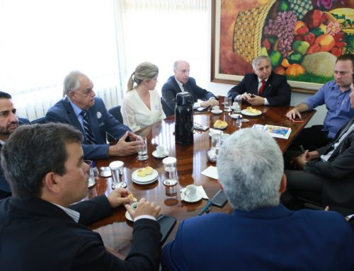 Representantes do setor produtivo pedem apoio de Izalci para ajudar a alavancar o turismo do DF