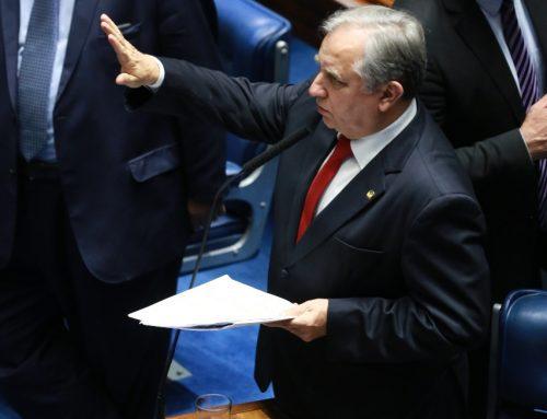 Izalci comemora aprovação da MP 871, que trata das fraudes do INSS