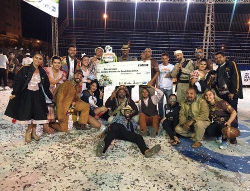 Atuação de Izalci a favor dos quadrilheiros é lembrada durante Campeonato das Quadrilhas Juninas no DF