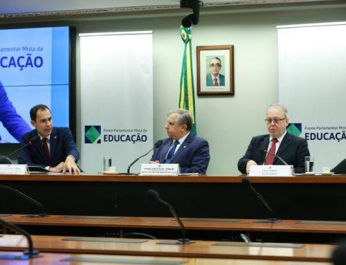 ProgramaFuture-se é assunto de debate conduzido pelo senador Izalci Lucas na TV Câmara