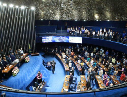 Memória do ex-governador Joaquim Roriz é exaltada em sessão especial no Senado Federal