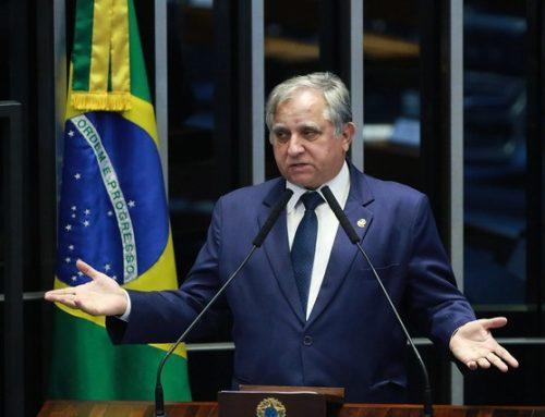 Izalci alerta para falta de recursos do CNPq, que pode parar a pesquisa no Brasil