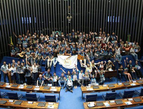 Senado realiza sessão especial em homenagem aos 40 anos do Segue-me