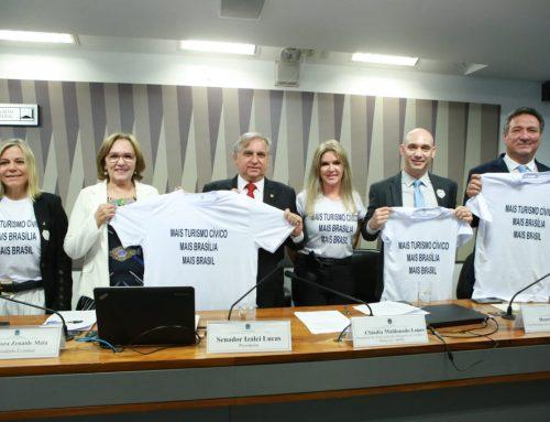 Senadores debateram a importância do turismo cívico para o desenvolvimento socioeconômico