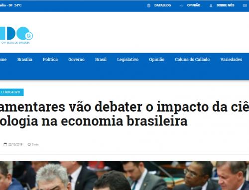 Blog do Callado: Parlamentares vão debater o impacto da ciência e tecnologia na economia brasileira