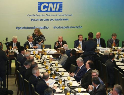 Parlamentares e empresários debatem o futuro da inovação no país em Brasília