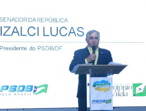 PSDB/DF realiza Congresso Regional e reafirma o compromisso de fortalecer o partido no DF sob o comando do senador Izalci Lucas