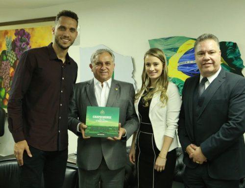 Izalci Lucas será relator da CPI da Chapecoense