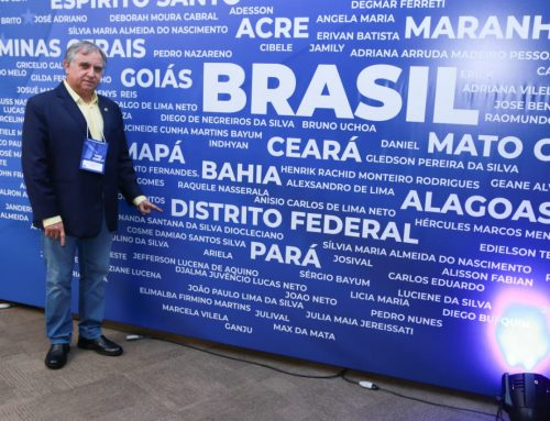 Durante Congresso Nacional do PSDB, Izalci ressalta posição democrática do partido