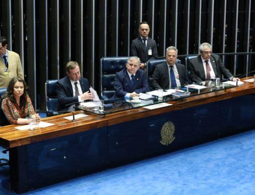 Sessão do Senado ressalta importância da engenharia na formação do Brasil